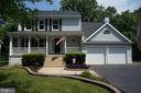 Updated and Landscaped Exterior - 3207 AQUIA DR, STAFFORD