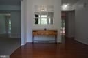 Open Foyer with Hardwoods - 3207 AQUIA DR, STAFFORD