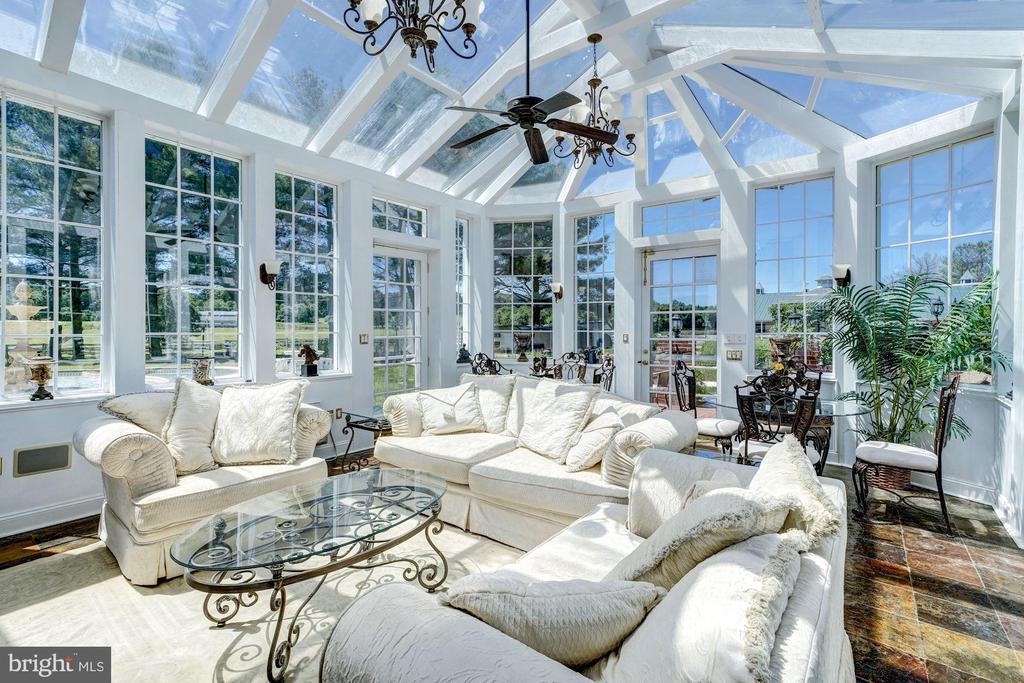 Conservatory & Panoramic Views - 4309 SUNDOWN RD, GAITHERSBURG