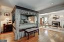 Master Bedroom & Sitting - 4309 SUNDOWN RD, GAITHERSBURG