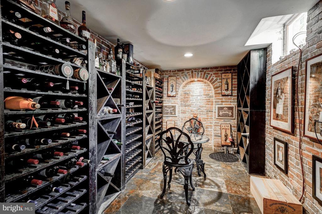 Wine Cellar and Racking - 4309 SUNDOWN RD, GAITHERSBURG