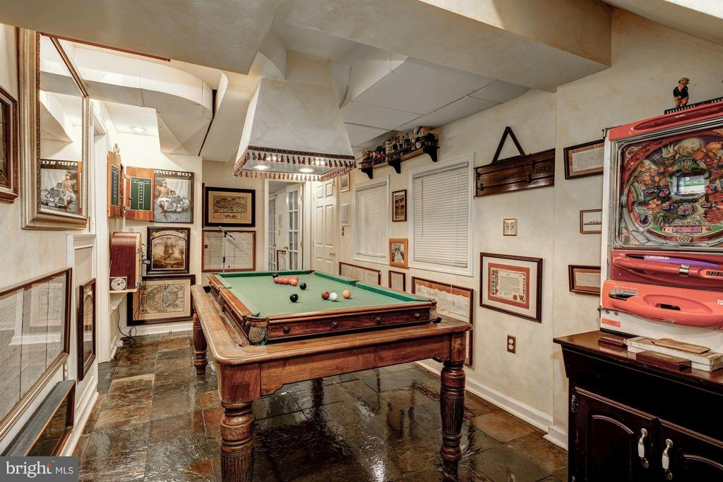 Billiards / Game Room - 4309 SUNDOWN RD, GAITHERSBURG