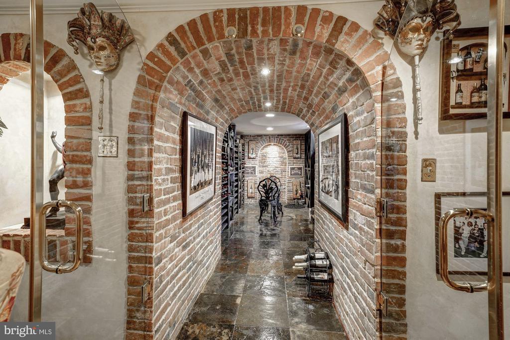 Naturally Conditioned Wine Cellar - 4309 SUNDOWN RD, GAITHERSBURG