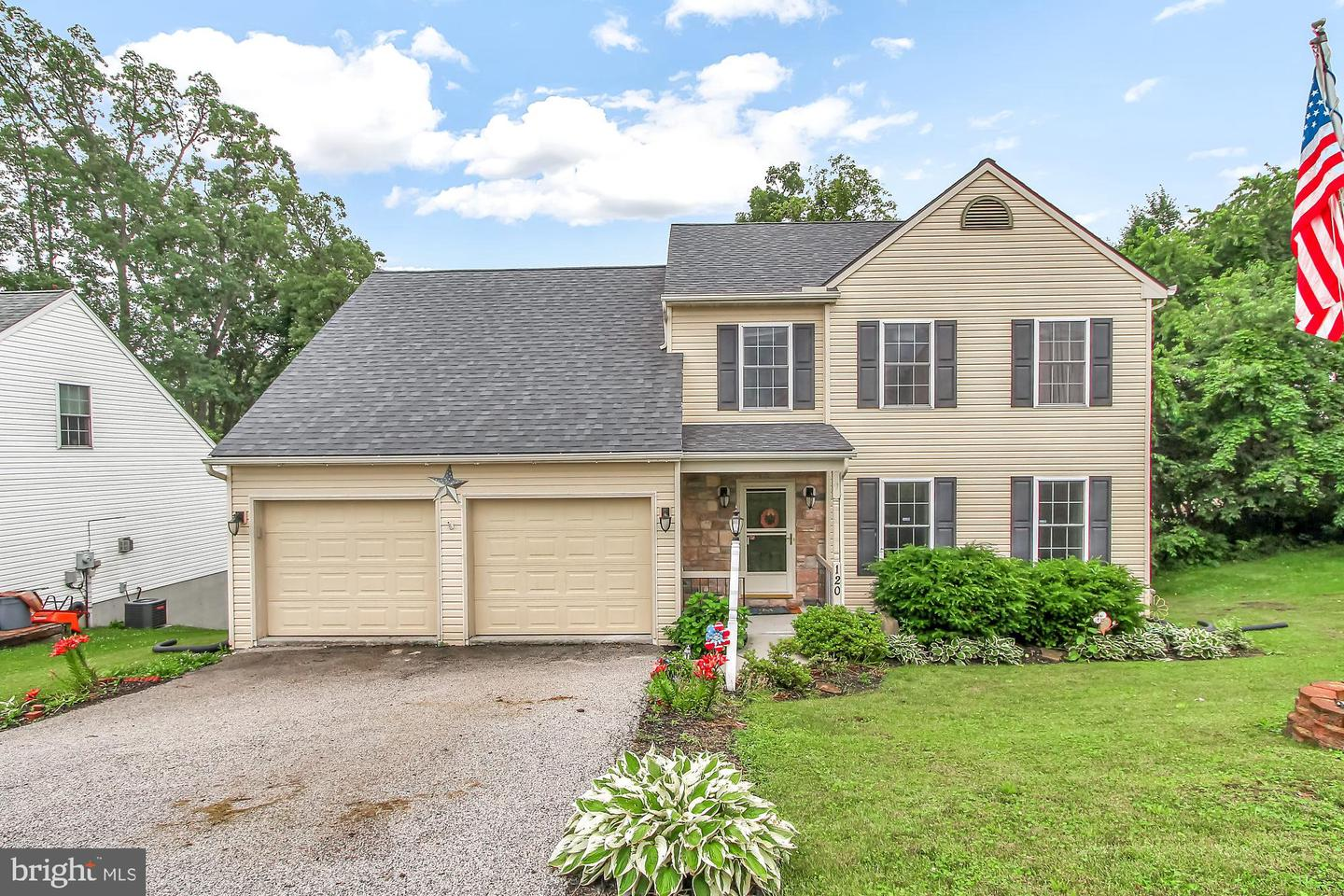 Single Family Homes for Sale at Mount Wolf, Pennsylvania 17347 United States