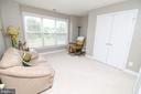 Bedroom #2 - 25189 BLACKSTONE CT, CHANTILLY