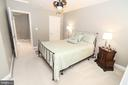 Bedroom #4 - 25189 BLACKSTONE CT, CHANTILLY