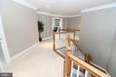 Upper Level Landing - 25189 BLACKSTONE CT, CHANTILLY
