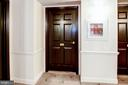 1207 is a corner unit, privately situated - 801 PENNSYLVANIA AVE NW #1207, WASHINGTON