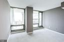 Full 1-way windows welcome light & offer privacy - 801 PENNSYLVANIA AVE NW #1207, WASHINGTON