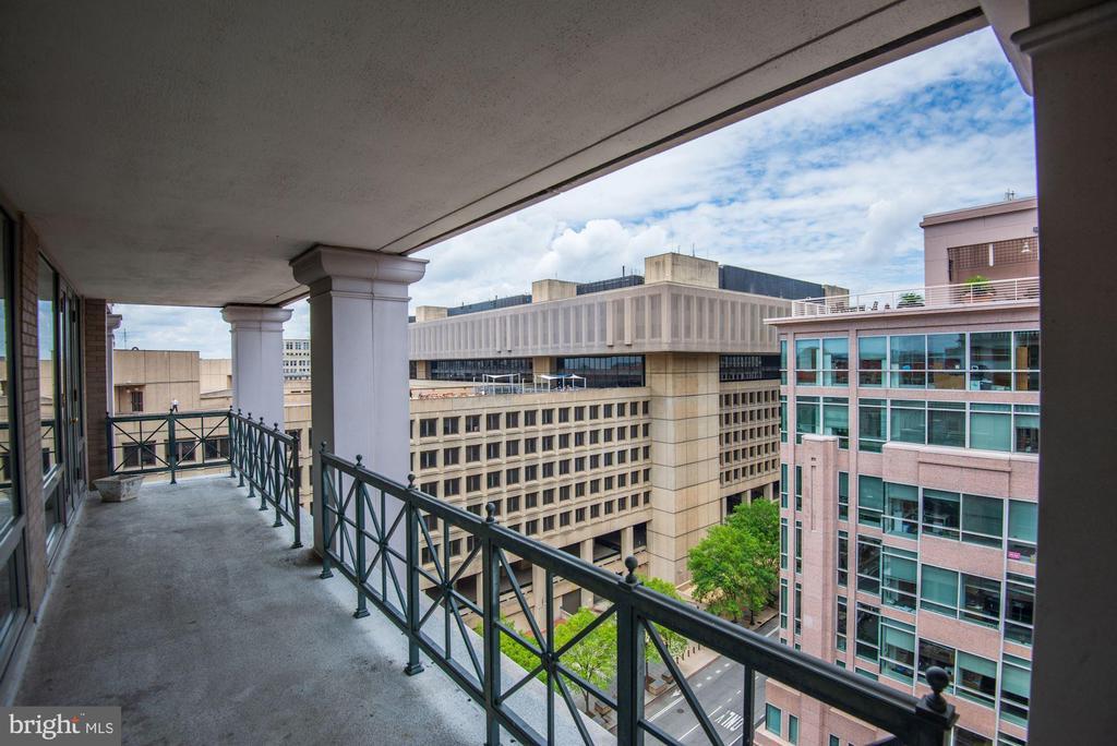 Amazing views of some of DC's finest landmarks - 801 PENNSYLVANIA AVE NW #1207, WASHINGTON