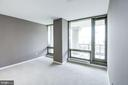 Master suite includes monument views - 801 PENNSYLVANIA AVE NW #1207, WASHINGTON