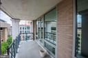 Unwind on your private terrace - 801 PENNSYLVANIA AVE NW #1207, WASHINGTON