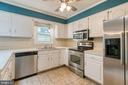 Stainless steel appliances - 236 WHITSONS RUN, STAFFORD