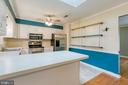 Kitchen with plenty of counter space - 236 WHITSONS RUN, STAFFORD