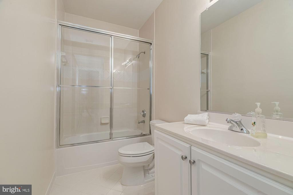 Lower Level Bath - 10810 TRADEWIND DR, OAKTON