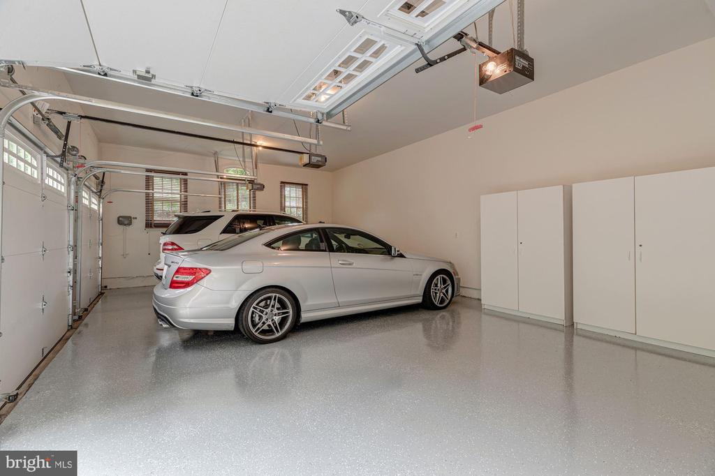 Three-Car Garage - 10810 TRADEWIND DR, OAKTON