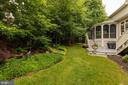 Backyard - 10810 TRADEWIND DR, OAKTON