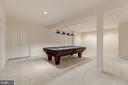 Game Room - 10810 TRADEWIND DR, OAKTON