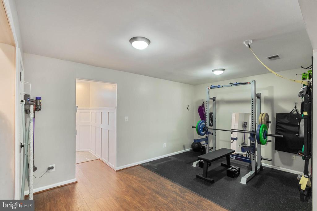 Plenty of Space for Home Gym or Game Room - 20385 FARMGATE TER, ASHBURN