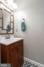 Updated Powder Room - 20385 FARMGATE TER, ASHBURN