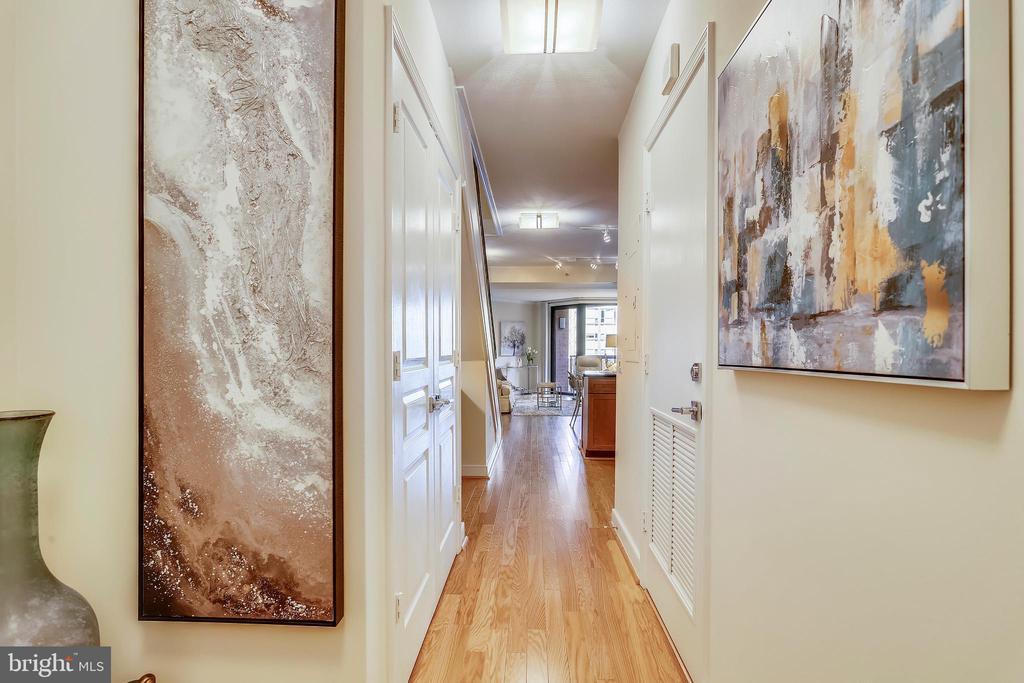 Foyer - 631 D ST NW #639, WASHINGTON