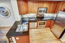 Kitchen - 631 D ST NW #639, WASHINGTON