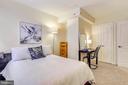 Third Bedroom - 631 D ST NW #639, WASHINGTON