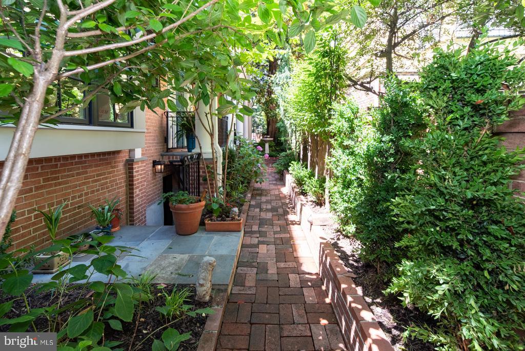 Walkway - 412 WOLFE ST, ALEXANDRIA