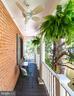 Balcony - 412 WOLFE ST, ALEXANDRIA