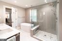 Master Bath - 412 WOLFE ST, ALEXANDRIA