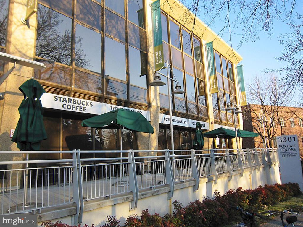 Starbucks and many shops - 4114 DAVIS PL NW #4, WASHINGTON