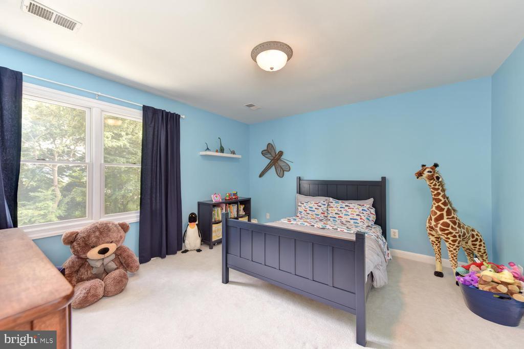 4th bedroom on upper-level - 1503 RIVER FARM DR, ALEXANDRIA