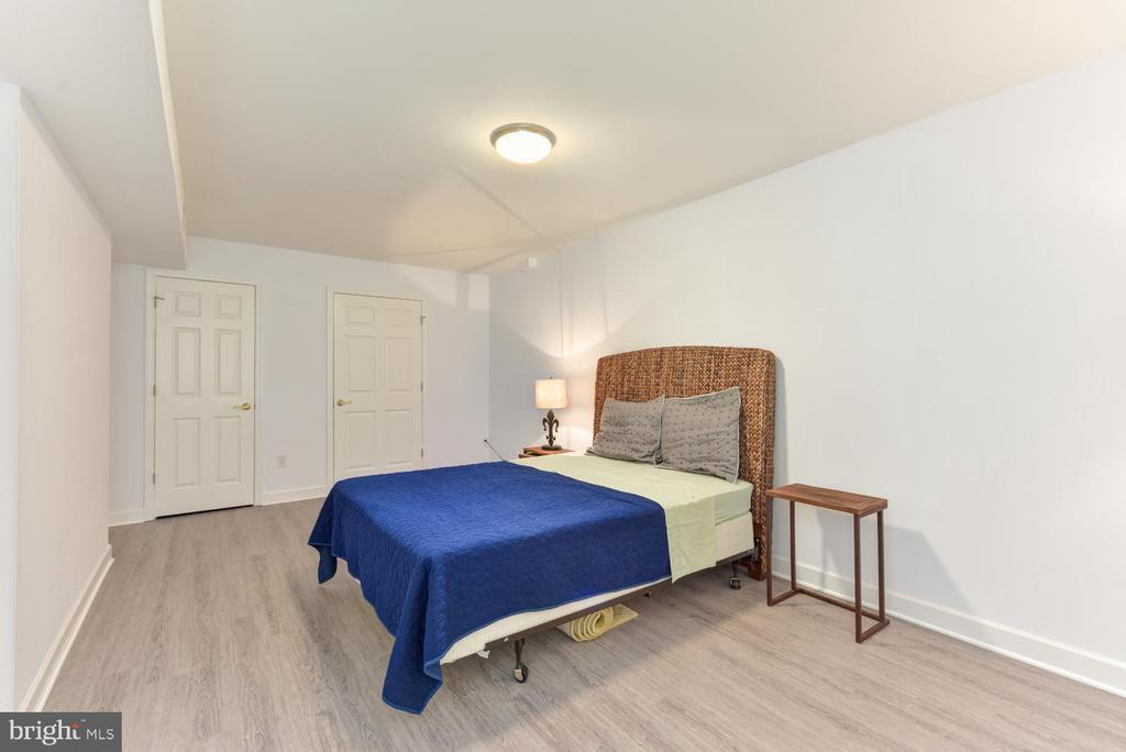 5th bedroom located on the lower level - 1503 RIVER FARM DR, ALEXANDRIA