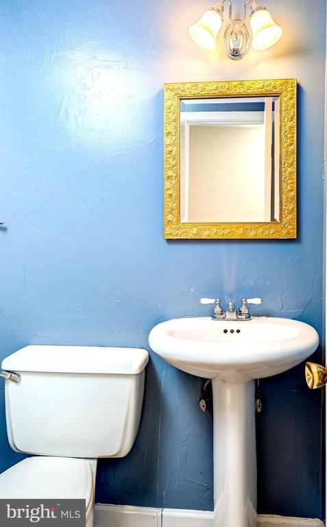 Lower Level Bathroom. - 6815 TILDEN LN, NORTH BETHESDA