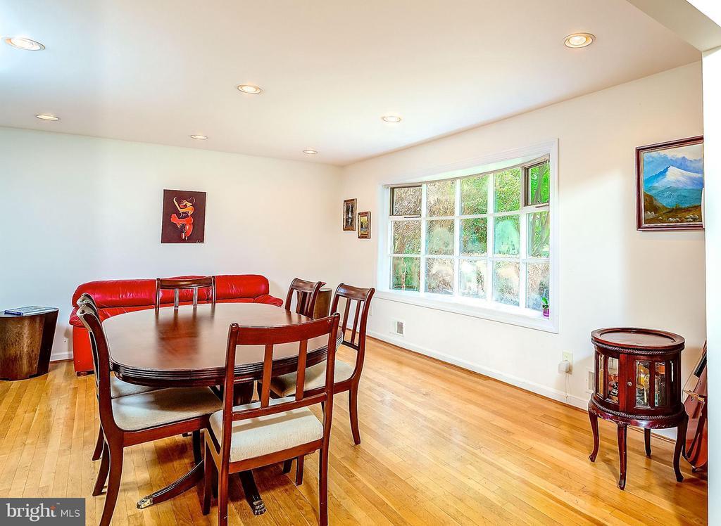 Formal Dining Room. - 6815 TILDEN LN, NORTH BETHESDA