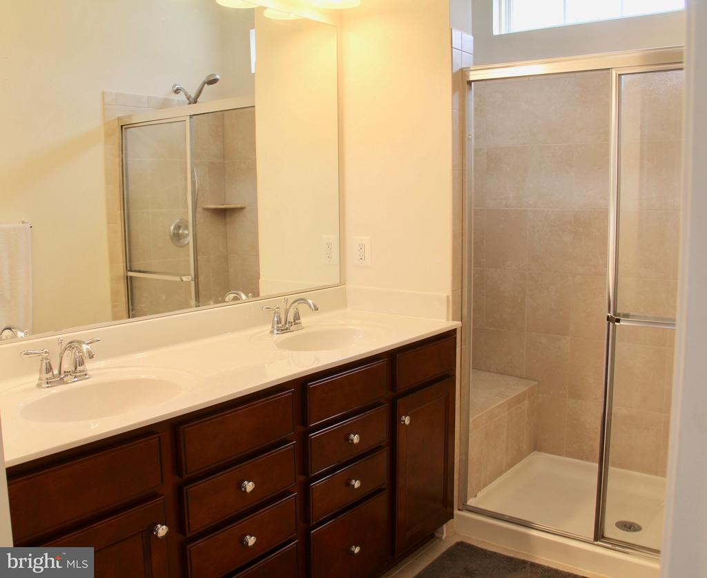 Master bathroom - 9039 BELO GATE DR, MANASSAS PARK