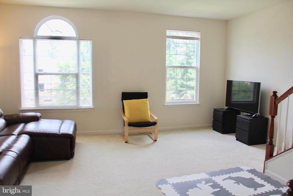 Living room - 9039 BELO GATE DR, MANASSAS PARK