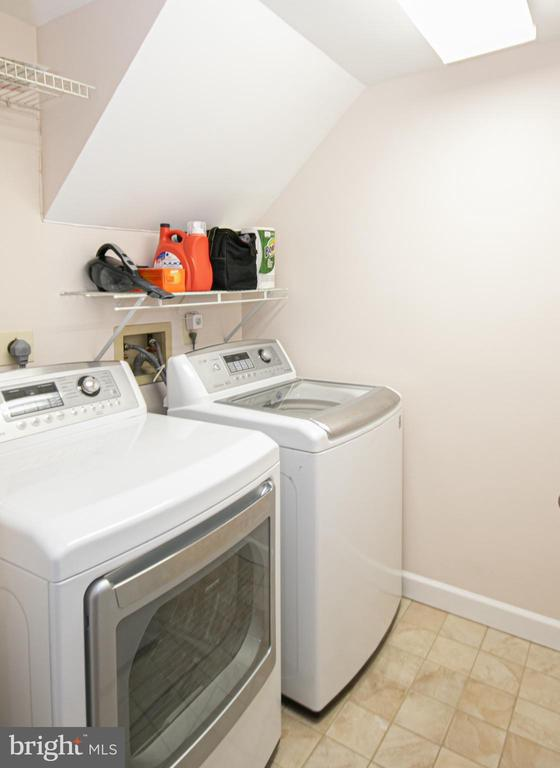 lower level laundry - 2185 WOLFTRAP CT, VIENNA