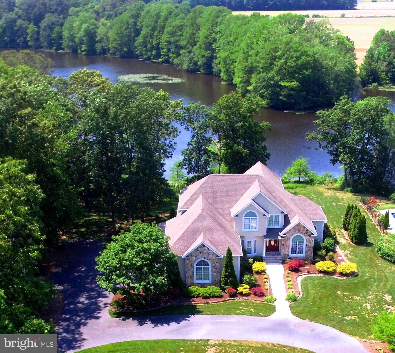 Single Family Homes pour l Vente à Laurel, Delaware 19956 États-Unis