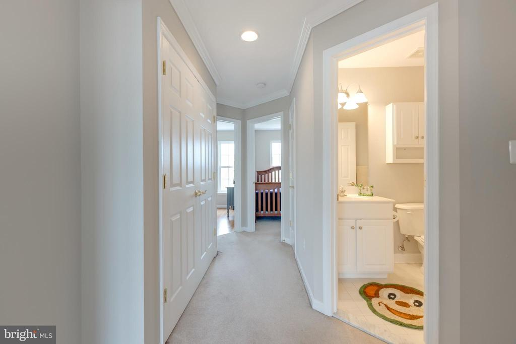 Upper Level Hallway - 24612 NETTLE MILL SQ, ALDIE