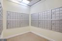 Wilton House: Mail Room - 2726 GALLOWS RD #1213, VIENNA