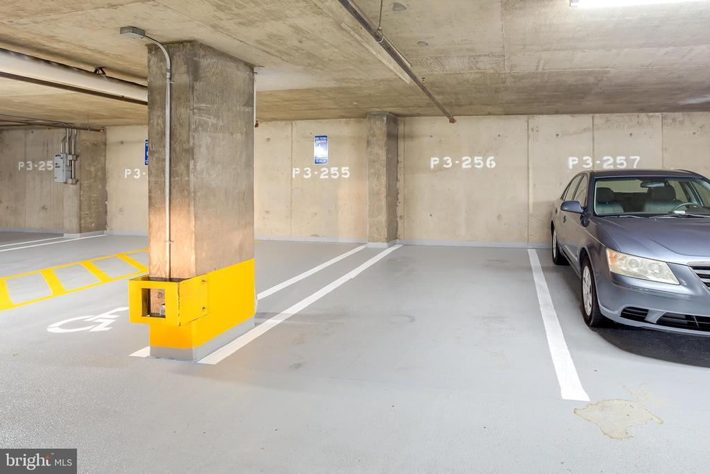 TWO Garage Parking Spaces Included - 2726 GALLOWS RD #1213, VIENNA