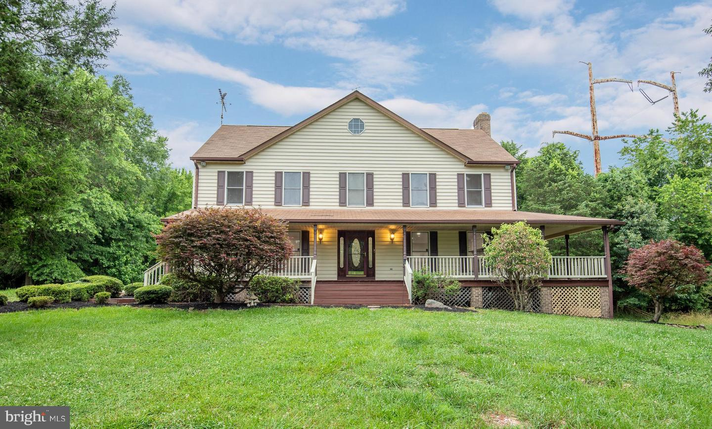 Single Family for Sale at 12050 Lusbys Ln Brandywine, Maryland 20613 United States