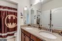 Hall bath - 24604 BYRNE MEADOW SQ, ALDIE