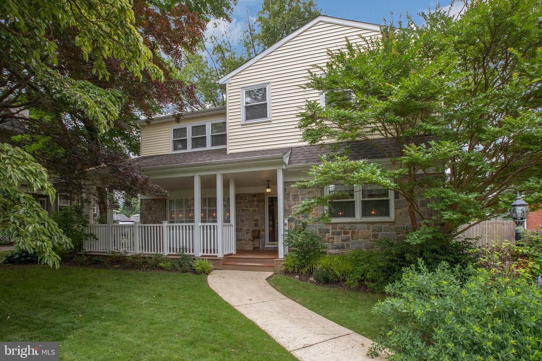 single family homes per Vendita alle ore Haddon Heights, New Jersey 08035 Stati Uniti
