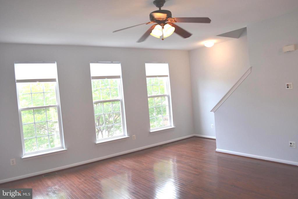 Living/family room - 43809 LEES MILL SQ, LEESBURG