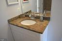 Top Level upgraded Bathroom - 43809 LEES MILL SQ, LEESBURG
