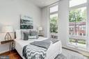 1st bedroom - bright and airy - 1201 KEARNY ST NE #202, WASHINGTON