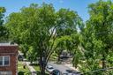 Tree-lined views - 1201 KEARNY ST NE #202, WASHINGTON