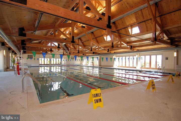 Community Indoor Pool - 43809 LEES MILL SQ, LEESBURG